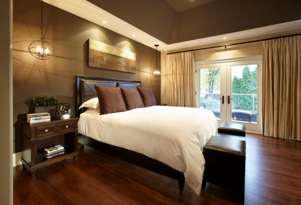 bedroom decorating ideas and designs Remodels Photos Parkyn Design Oakville Ontario, Canada contemporary-bedroom-003