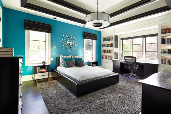 bedroom decorating ideas and designs Remodels Photos Parkyn Design Oakville Ontario, Canada contemporary-kids