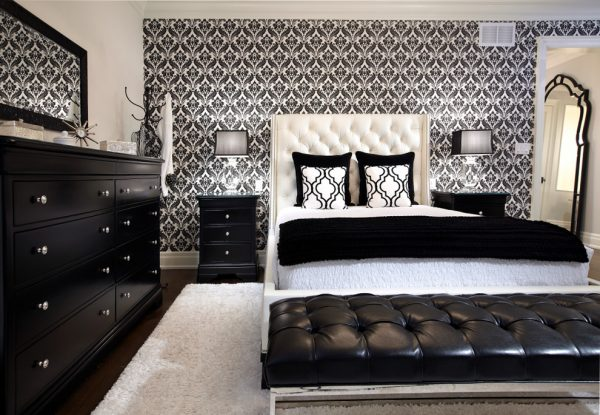 bedroom decorating ideas and designs Remodels Photos Parkyn Design Oakville Ontario, Canada transitional-bedroom-015