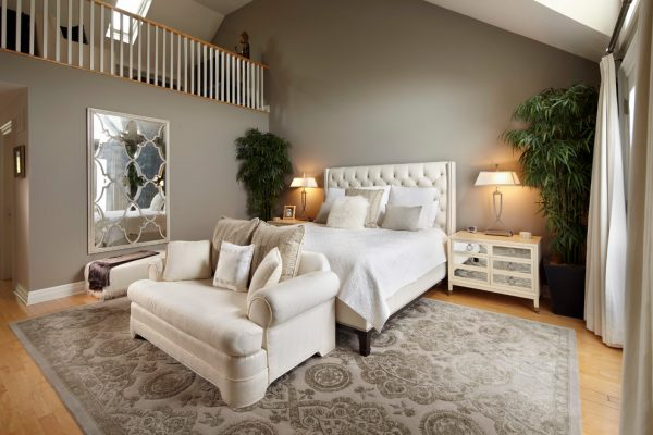 bedroom decorating ideas and designs Remodels Photos Parkyn Design Oakville Ontario, Canada transitional-bedroom-020