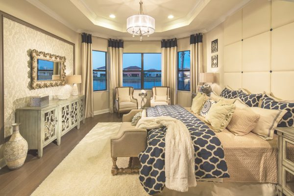 bedroom decorating ideas and designs Remodels Photos Perla Lichi Design Coral Springs Florida United States transitional-bedroom