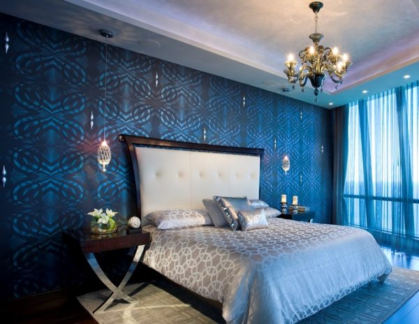 bedroom decorating ideas and designs Remodels Photos Pfuner Design Miami Florida united states transitional-bedroom