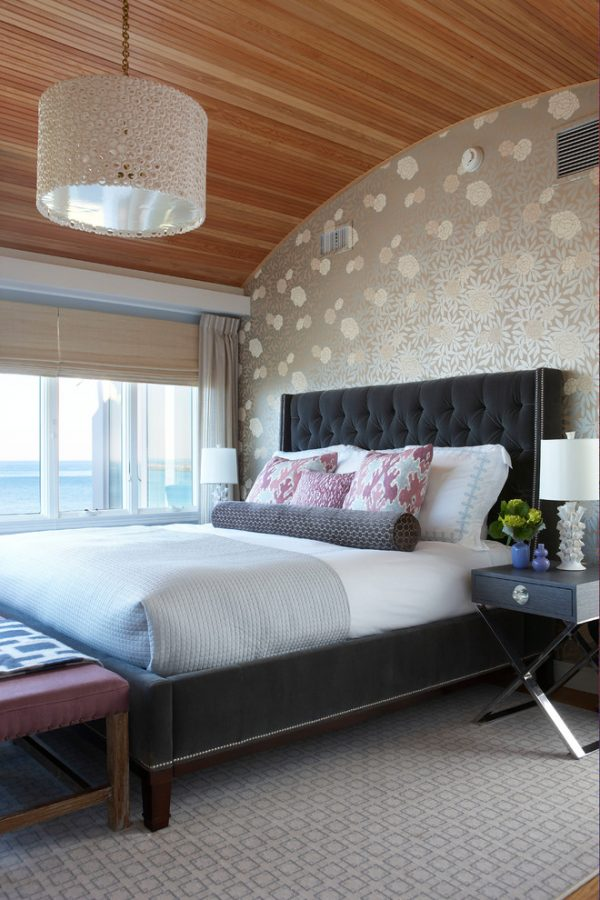 bedroom decorating ideas and designs Remodels Photos Rachel Reider Interiors Boston Massachusetts United States contemporary-bedroom-002