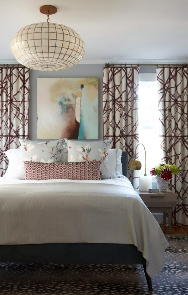 bedroom decorating ideas and designs Remodels Photos Rachel Reider Interiors Boston Massachusetts United States transitional-bedroom-002