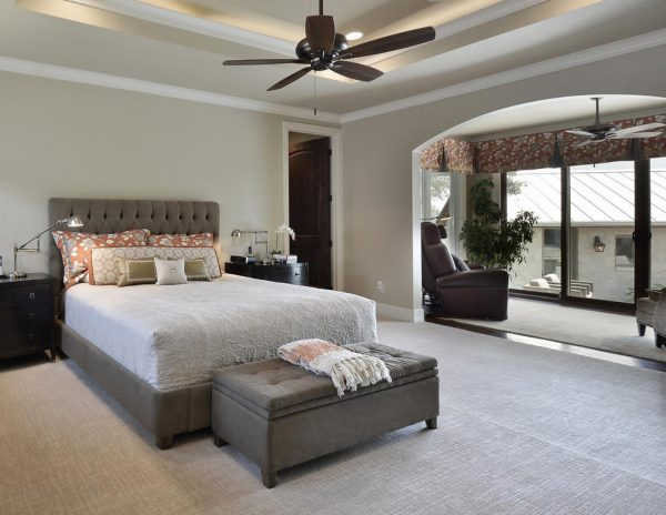bedroom decorating ideas and designs Remodels Photos Refined Interiors LLC Austin Texas united states traditional-bedroom