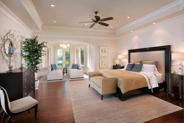 bedroom decorating ideas and designs Remodels Photos Renée Gaddis Interiors Naples Florida United States traditional-bedroom
