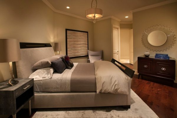 bedroom decorating ideas and designs Remodels Photos Renée Gaddis Interiors Naples Florida United States transitional-bedroom