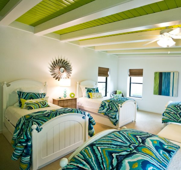 bedroom decorating ideas and designs Remodels Photos Robin Gonzales Interiors Austin Texas united states beach-style-bedroom