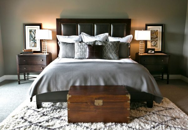 bedroom decorating ideas and designs Remodels Photos Robin Gonzales Interiors Austin Texas united states contemporary-bedroom