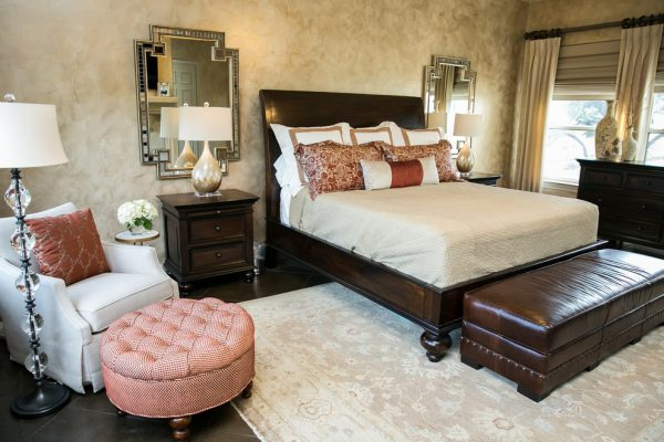 bedroom decorating ideas and designs Remodels Photos Robin Gonzales Interiors Austin Texas united states traditional-bedroom-001