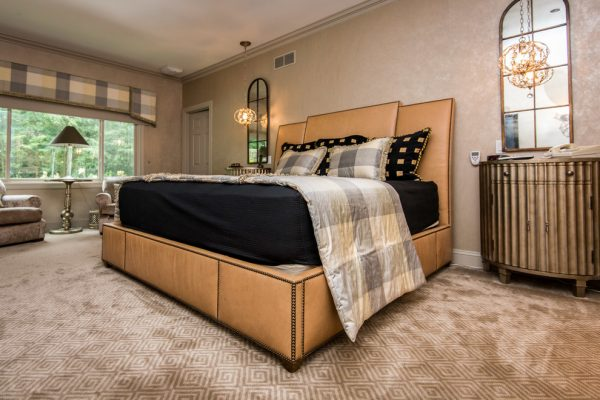 bedroom decorating ideas and designs Remodels Photos Robin Hiken Interiors Baltimore Maryland United States transitional-bedroom