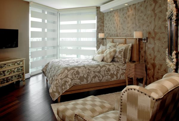 bedroom decorating ideas and designs Remodels Photos Robin Lechner Designs Sunny Isles Beach Florida transitional-bedroom-001