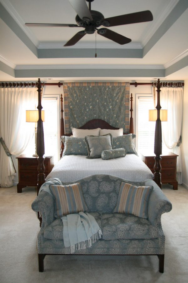 bedroom decorating ideas and designs Remodels Photos Robinson Interiors Jenkintown Pennsylvania United States traditional-bedroom-002