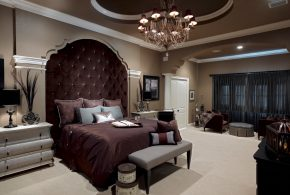 Bedroom Decorating and Designs by Roman Interior Design - Oviedo, Florida, United States