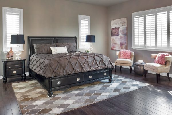 bedroom decorating ideas and designs Remodels Photos Room Resolutions Las Vegas Nevada united states transitional-bedroom