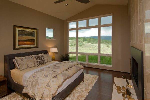 bedroom decorating ideas and designs Remodels Photos Rumor Design + reDesign Steamboat Springs Colorado modern-bedroom-001