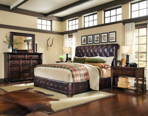 bedroom decorating ideas and designs Remodels Photos SOBLESKI Fort Mill South Carolina United States traditional-bedroom-017