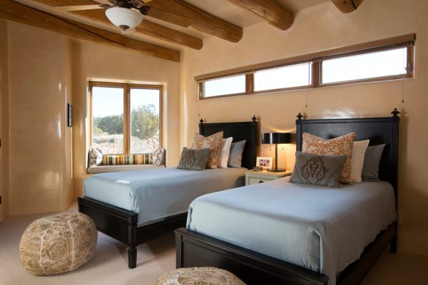 bedroom decorating ideas and designs Remodels Photos Samuel Design Group Santa Fe New Mexico United States southwestern-bedroom-001