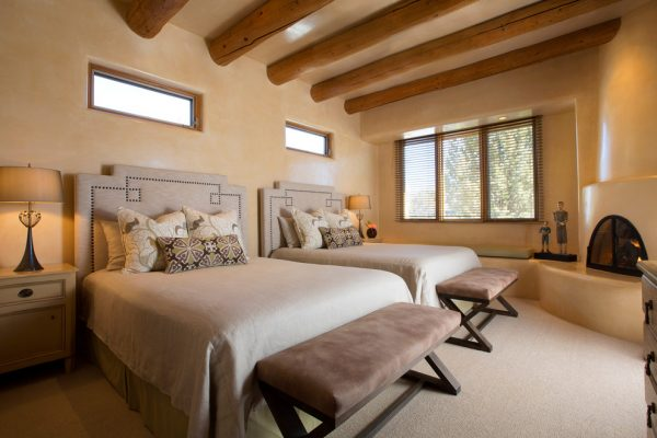 bedroom decorating ideas and designs Remodels Photos Samuel Design Group Santa Fe New Mexico United States southwestern-bedroom-004