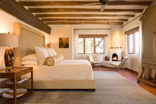 bedroom decorating ideas and designs Remodels Photos Samuel Design Group Santa Fe New Mexico United States southwestern-bedroom-009