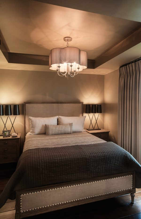bedroom decorating ideas and designs Remodels Photos Sanctuaries Interior Design Scottsdale Arizona United States eclectic-bedroom