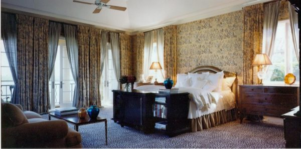 bedroom decorating ideas and designs Remodels Photos Scott Himmel, Architect P.C. Chicago Illinois United States traditional-bedroom