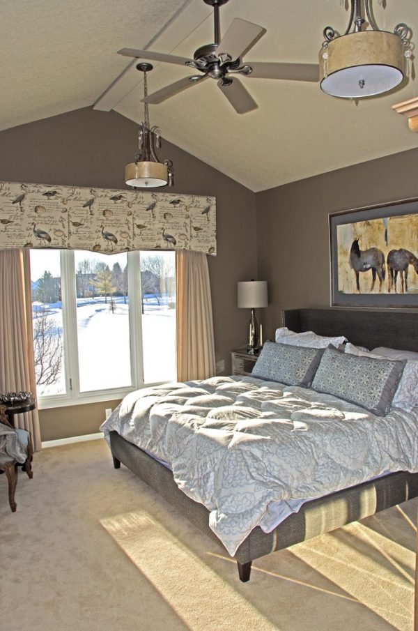 bedroom decorating ideas and designs Remodels Photos Scott's Creative Home Urbandale Iowa United States modern