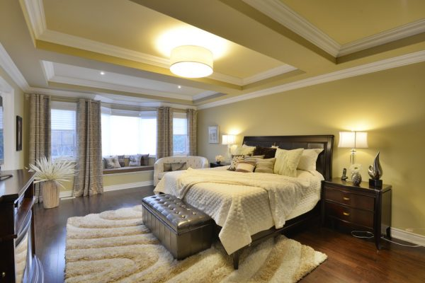 bedroom decorating ideas and designs Remodels Photos Sense Of Style Unionville Ontario, Canada transitional-bedroom-002