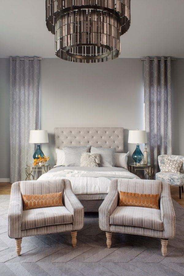 bedroom decorating ideas and designs Remodels Photos Shelby Wood Venice Los Angeles, California united states contemporary-bedroom-001