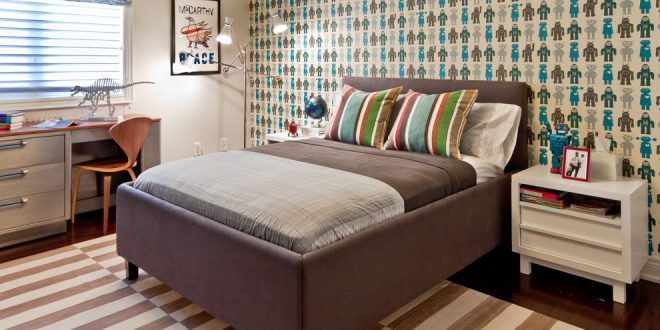 bedroom decorating ideas and designs Remodels Photos Shirley Meisels Toronto Ontario, Canada contemporary-kids-001