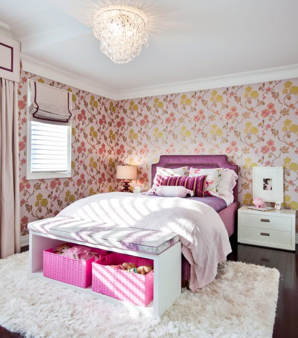 bedroom decorating ideas and designs Remodels Photos Shirley Meisels Toronto Ontario, Canada contemporary-kids-002