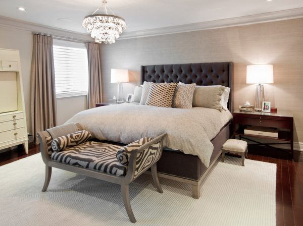 bedroom decorating ideas and designs Remodels Photos Shirley Meisels Toronto Ontario, Canada transitional-bedroom