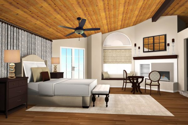 bedroom decorating ideas and designs Remodels Photos Simply Stunning Spaces San Diego California united states contemporary-rendering-023