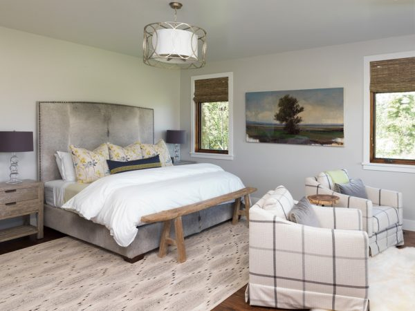 bedroom decorating ideas and designs Remodels Photos Snake River Interiors Jackson Wyoming United States rustic-bedroom