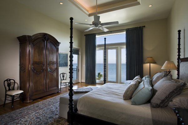 bedroom decorating ideas and designs Remodels Photos Snake River Interiors Jackson Wyoming United States traditional-bedroom-001