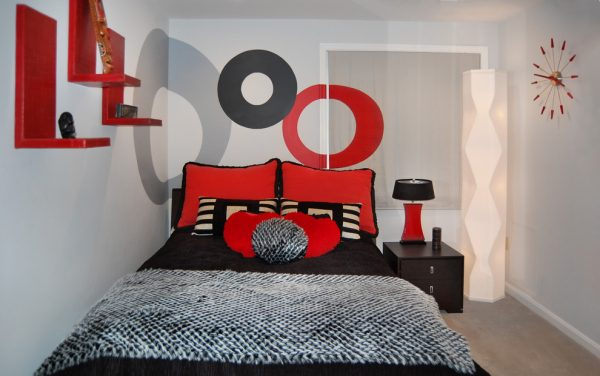 bedroom decorating ideas and designs Remodels Photos StoryBook Rooms, LLC McLean Virginia united states eclectic-kids