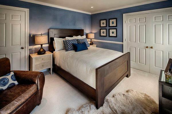 bedroom decorating ideas and designs Remodels Photos StoryBook Rooms, LLC McLean Virginia united states transitional-bedroom-002