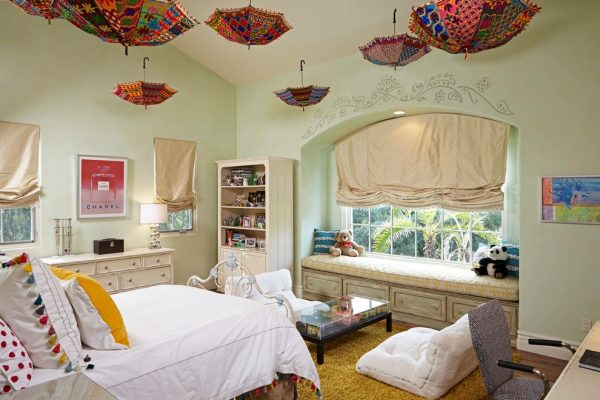 bedroom decorating ideas and designs Remodels Photos Susan Corry Design Sherman Oaks California United States transitional-kids-006