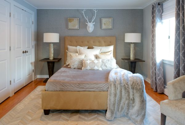 bedroom decorating ideas and designs Remodels Photos Susan Glick Interiors Westport Connecticut United States transitional-bedroom-001