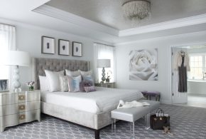 Bedroom Decorating and Designs by Susan Glick Interiors - Westport, Connecticut, United States