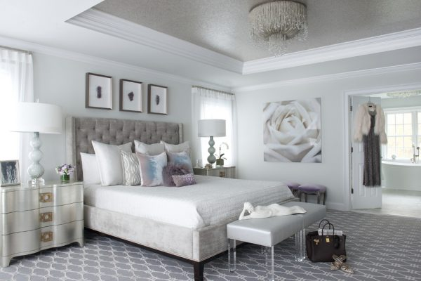 bedroom decorating ideas and designs Remodels Photos Susan Glick Interiors Westport Connecticut United States transitional-bedroom-002