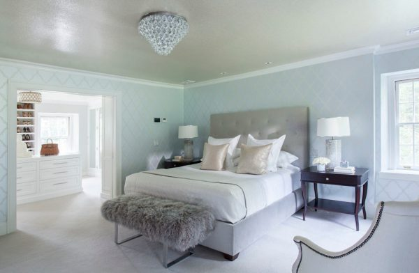 bedroom decorating ideas and designs Remodels Photos Susan Glick Interiors Westport Connecticut United States transitional-bedroom-003