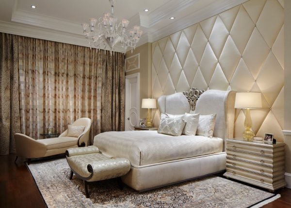 bedroom decorating ideas and designs Remodels Photos Susan Lachance Interior Design Boca Raton Florida United States transitional-bedroom-001