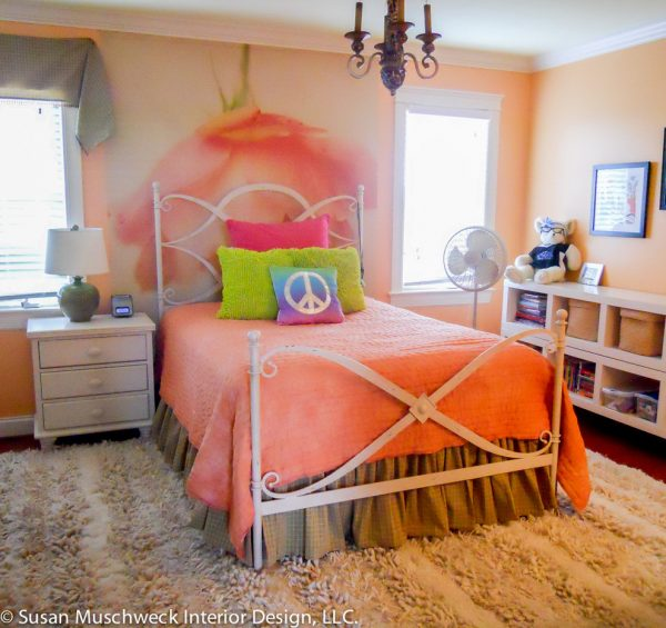 bedroom decorating ideas and designs Remodels Photos Susan Muschweck Interior Design, LLC Gibsonia  Pennsylvania eclectic-kids
