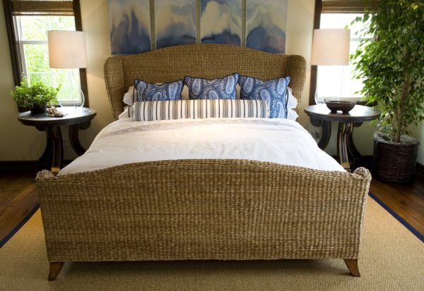 bedroom decorating ideas and designs Remodels Photos Susan Sutherlin Designs San Diego California United States transitional-bedroom-004