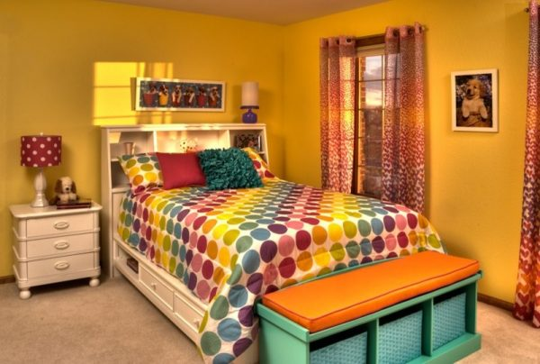 bedroom decorating ideas and designs Remodels Photos Suzan J Designs - Decorating Den Interiors Milwaukee Wisconsin traditional-kids-001