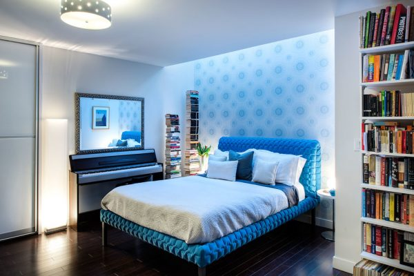 bedroom decorating ideas and designs Remodels Photos TAHAR DÉCOR New York United States contemporary