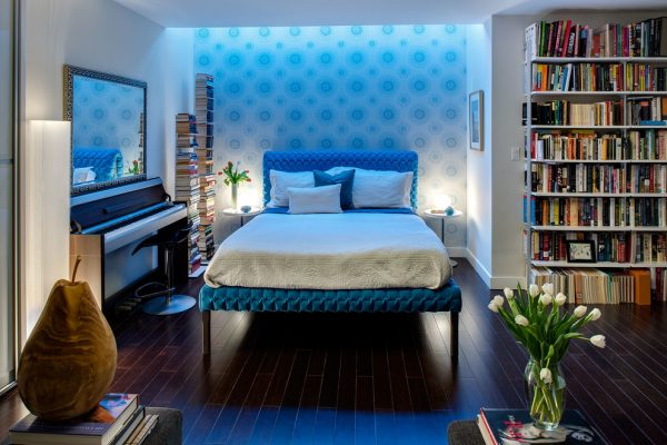 bedroom decorating ideas and designs Remodels Photos TAHAR DÉCOR New York United States contemporary-bedroom-003