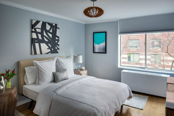 bedroom decorating ideas and designs Remodels Photos TAHAR DÉCOR New York United States contemporary-bedroom-004