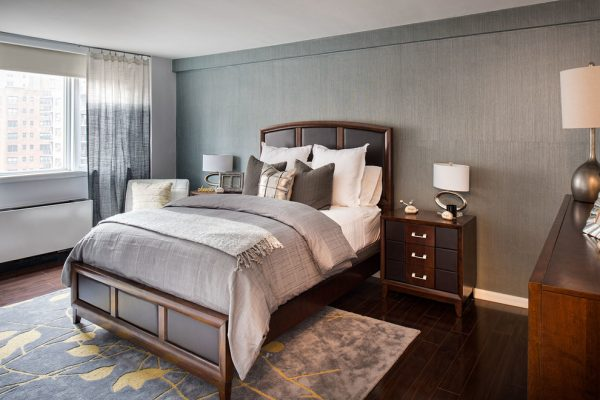 bedroom decorating ideas and designs Remodels Photos TAHAR DÉCOR New York United States modern